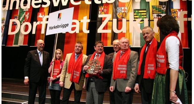 Berlin – Auszeichnung als Silberdorf
