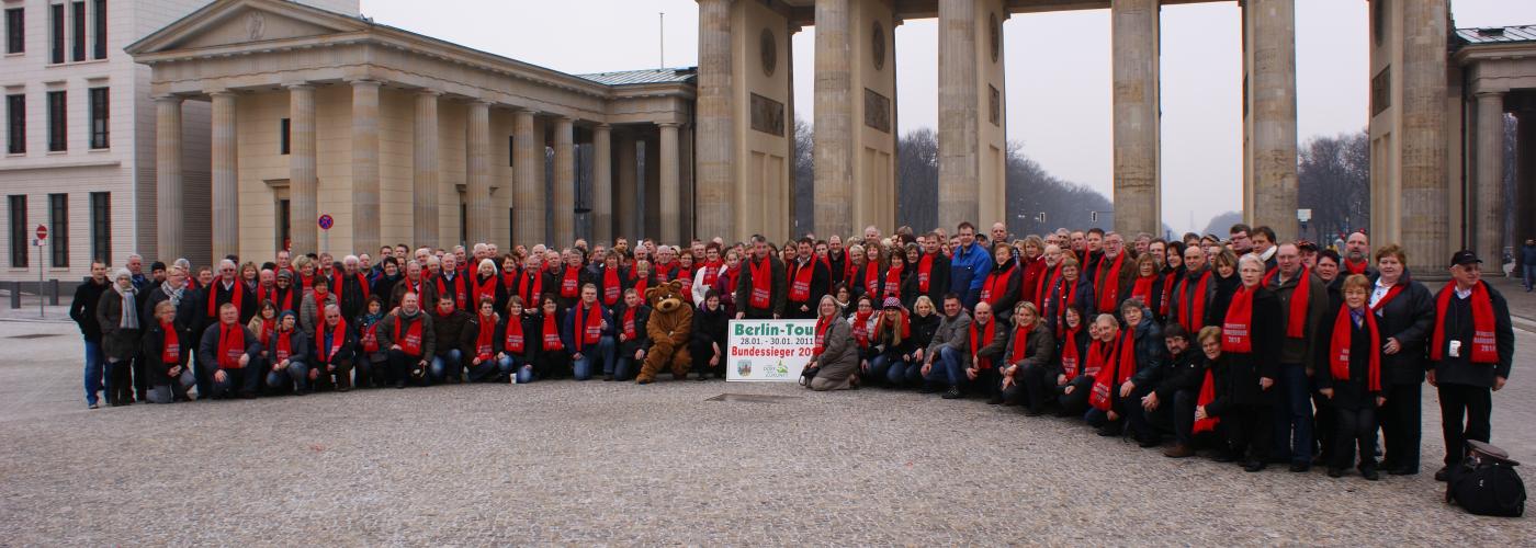 Bleibender Eindruck in Berlin