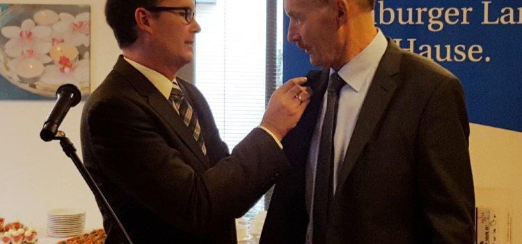 Johannes Wernke – Auszeichnung zum Mann des Jahres