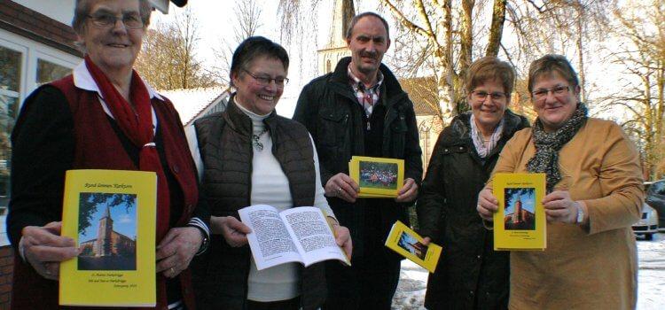 Dörpsblatt Harkebrügge – Rund ümmen Karktorm 2016