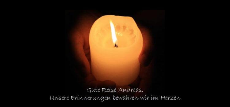 Harkebrügge trauert um Andreas Ripken