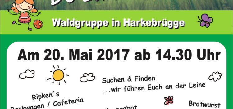 """10-jähres Bestehen der Waldgruppe """"De Landkieker"""""""