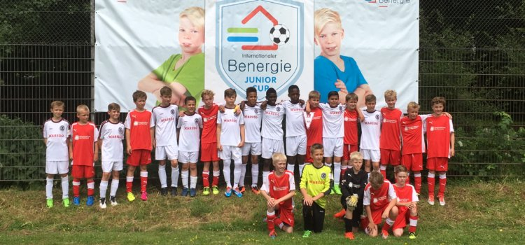 Internationaler Benergie Junior Cup in Bremen – E-Jugend vom SV Harkebrügge war dabei