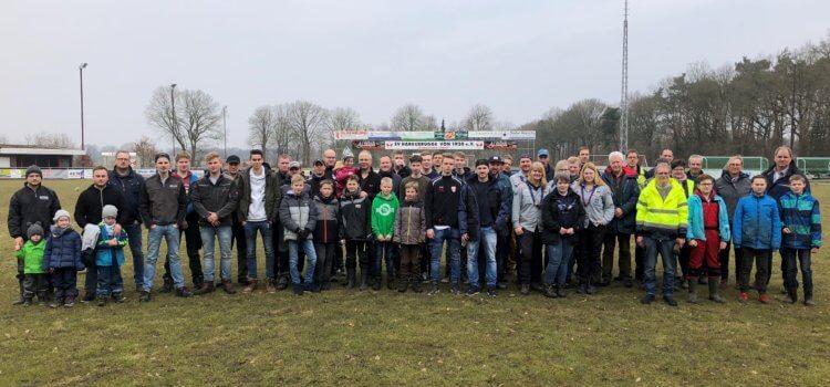 Umwelttag – Tolle Gemeinschaftsaktion der Harkebrügger Vereine & Bürger