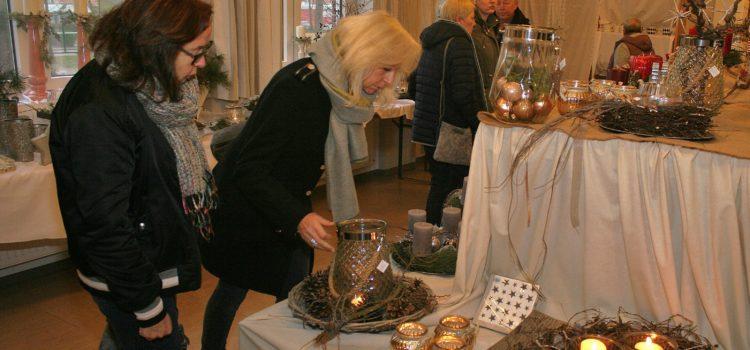 Kolping-Berufshilfe – Kaffee, Kränze und eine Portion Gemütlichkeit