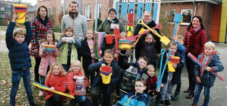 FÖFF – Neue Spielgeräte für die Grundschule