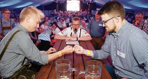 Harkebrügger Wiesn 2019 begeistert