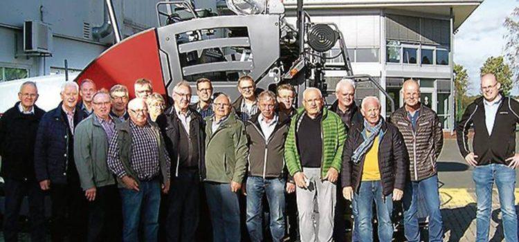 Männer-Gymnastik-Gruppe on Tour