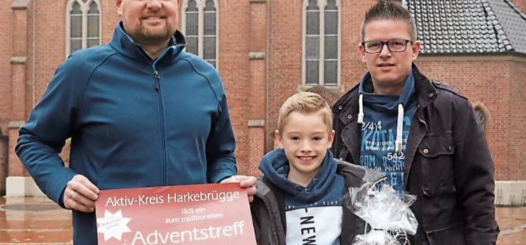 Harkebrügger Adventstreff läutet Weihnachtszeit ein