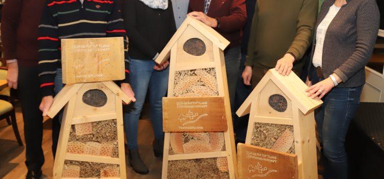 Dorf-Aktion zum Insektenjahr – Prämierung der Projekte